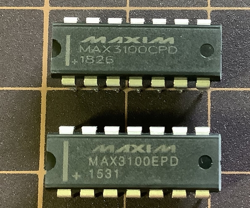 MAX3100CPD